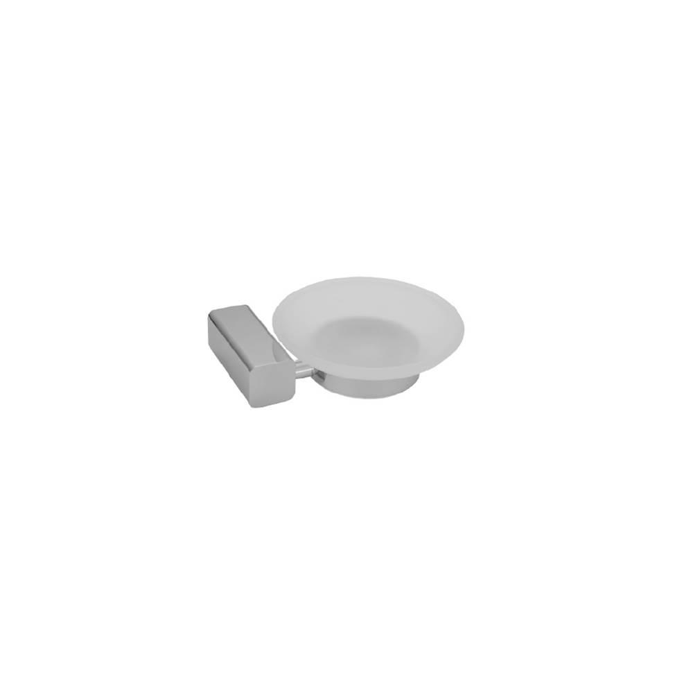Jaclo 5401-TR-PB Cubix Towel Ring Polished Brass Standard Plumbing Supply