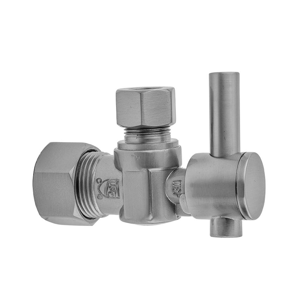 Pewter Standard Plumbing Supply Jaclo 616-6-71-PEW 1//2 IPS x 3//8 OD Compression Valve Kit with Contemporary Square Lever Handle