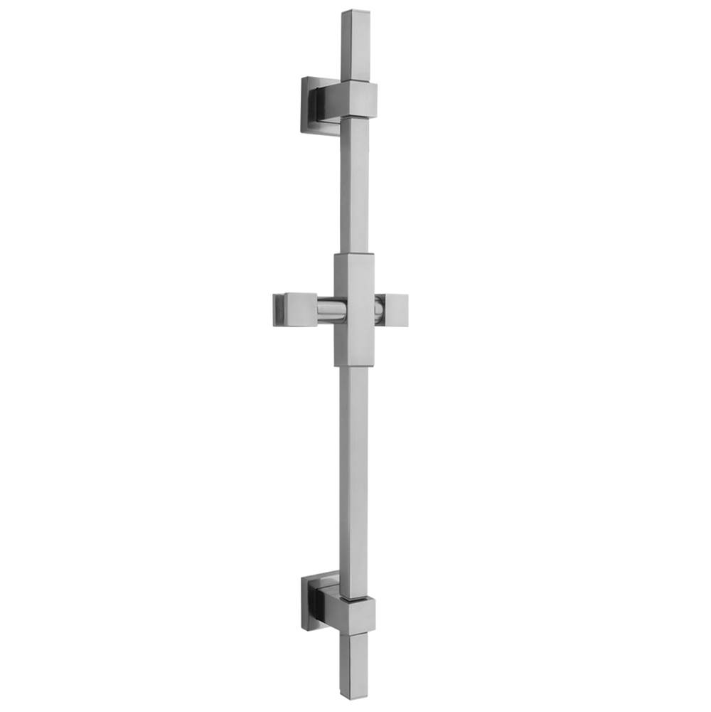 Polished Copper Jaclo 3524-PCU Adjustable Height and Angle Wall Bar