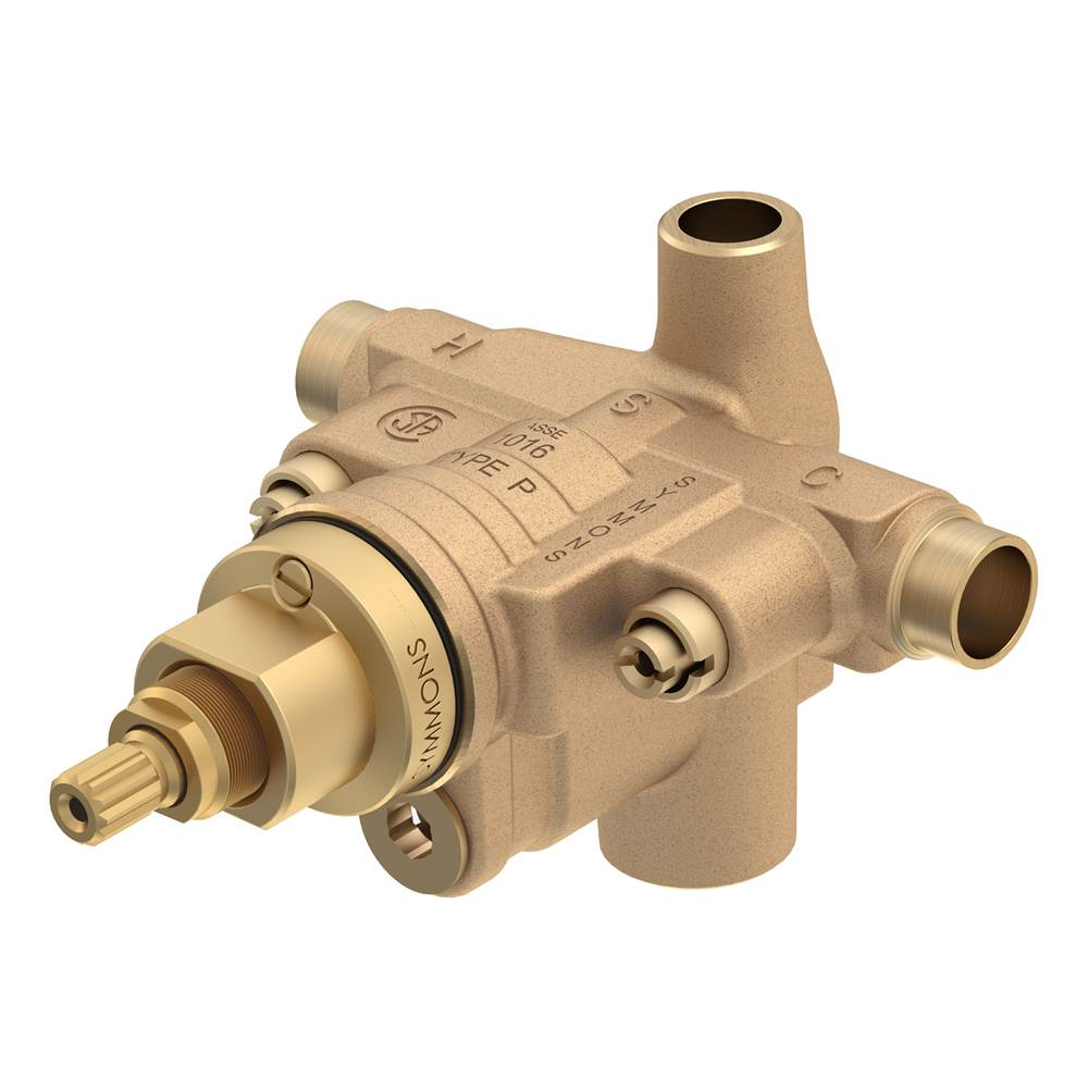 Symmons Dt 20 Divertrol Replacement Unit Complete Brass Bspsss6no2 Edu In